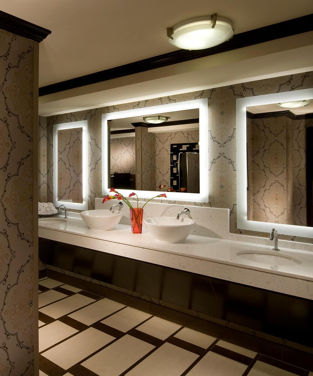 Đèn trang trí gương, công cụ giúp không gian của bạn thêm lung linh, đa sắc màu!