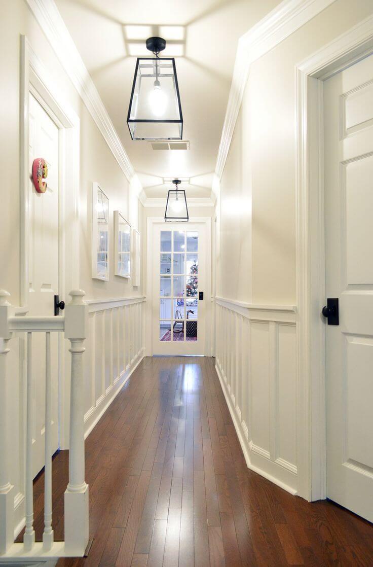 Đèn trang trí hành lang, biến lối đi trở nên lung linh và bắt mắt hơn