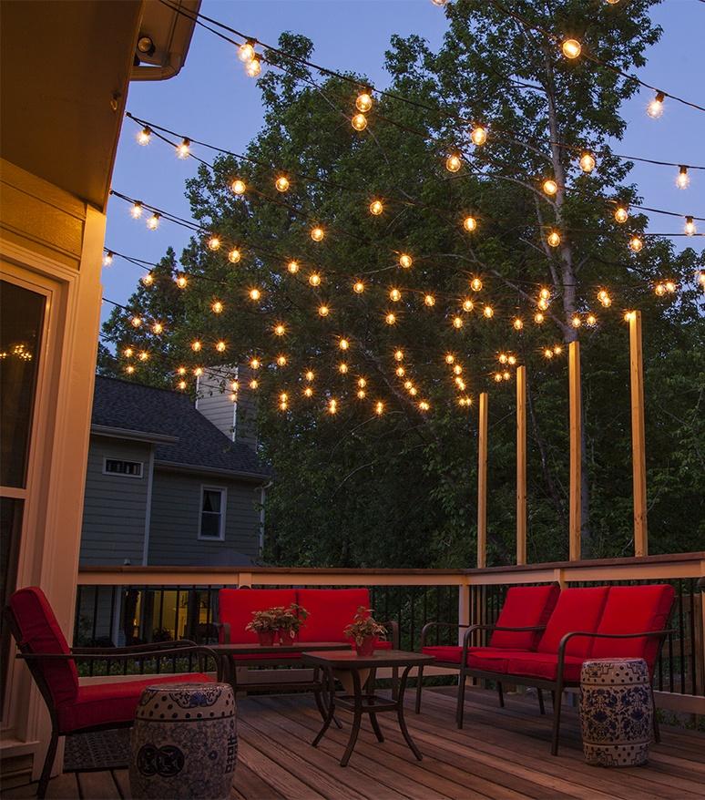 Đèn trang trí mái hiên làm sáng bừng ngôi nhà mang đến cho ngôi nhà vẻ tươi mới, tràn đầy sức sống